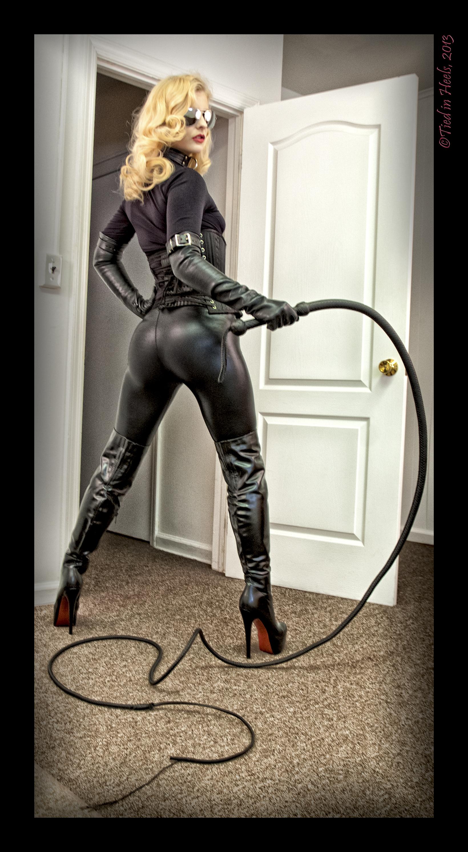госпожа унижает раба мужа раба